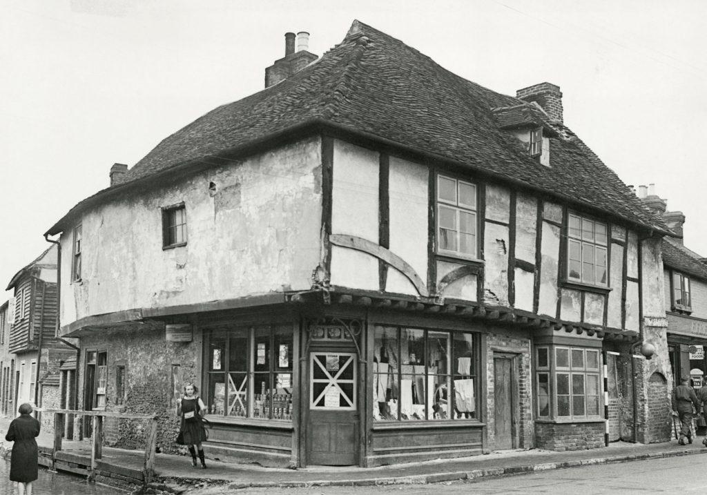 Maison Dieu in 1941