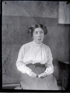 Dolly Freeman, a resident of Normansfield Hospital between 1899-1920